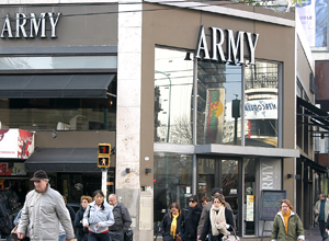 Photo of Army Café