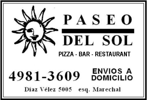 Photo of Paseo del Sol