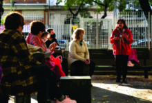 Photo of CICLO DE CHARLAS EN LA PLAZA CRISÓLOGO LARRALDE