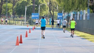Photo of Extienden el horario de la pista de atletismo del Parque Chacabuco